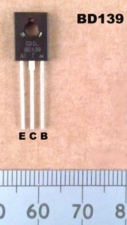 BD139 Transistor