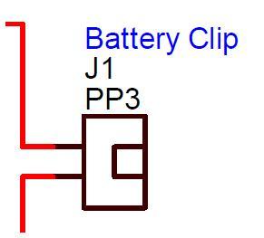 9v Battery Schematic Symbol - Wiring Diagram