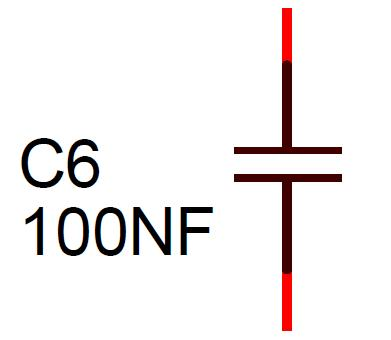 Capacitor markings
