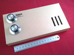 Useful Components Choccy Block Transistor Radio